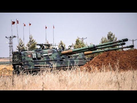 Turkey Seeks to Crush Kurdish Aspirations for Statehood