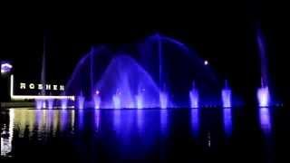 Открытие фонтана в Виннице 04.09.2011 - Набережная РОШЕН.