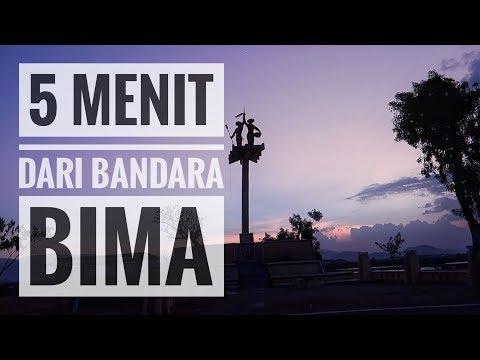 tempat-wisata-bima-dekat-bandara-sultan-muhammad-salahuddin-|-kalaki-•-lawata-•-kolo-|-tvlog-#32