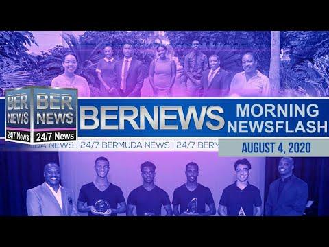 Bermuda Newsflash For Tuesday, Aug 4, 2020