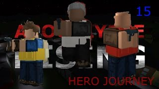 roblox apocalypse rising (15) hero journey p.2
