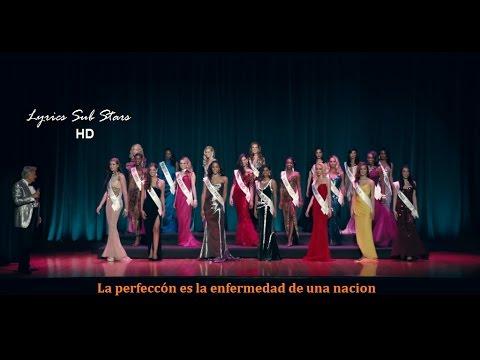 Beyonce - Pretty Hurts Lyrics Español ( Official Video )