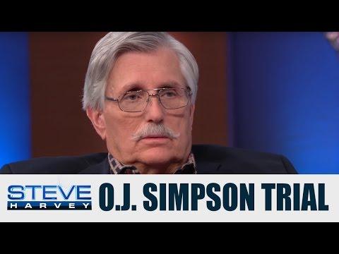Fred Goldman: I still Hate OJ Simpson || STEVE HARVEY