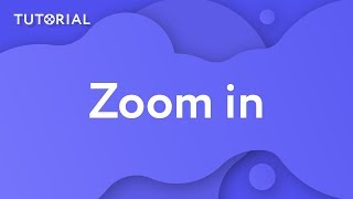 How to zoom in on a video (Movavi Video Editor 15)