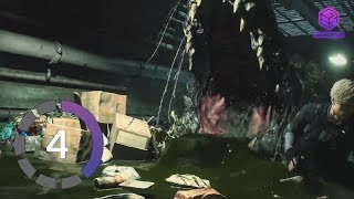 RESIDENT EVIL 2 REMAKE Gameplay Walkthrough Part04 Leon Story A - No Commentary