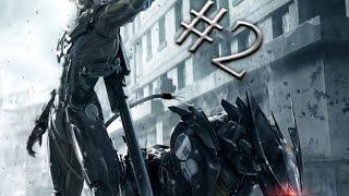 [Metal Gear Rising: Revengeance] (Неуязвимая собака и многорукая девка) (Выпуск 2)