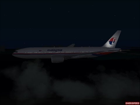Malaysia Airlines Flight 370 Updates and Crash in Indian Ocean