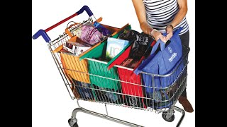 Trolley Bags - reusable shopping bags with a difference!