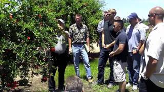 Marines learn agriculture to help Afghan farmers
