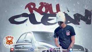 Tafah - Roll Clean [Audio Visualizer]