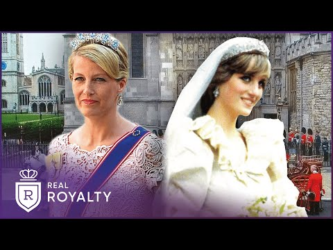 The Prince And The Commoner   Prince Edward & Sophie Rhys-Jones   Real Royalty