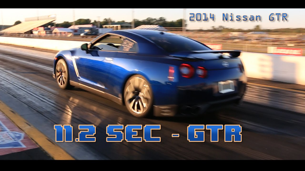 Fastest Stock 2014 Nissan Gtr 112 Second 1 4 Mile Ricart Gt R