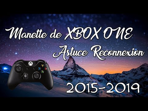 ma manette de xbox ne s 39 allume plus astuce youtube. Black Bedroom Furniture Sets. Home Design Ideas