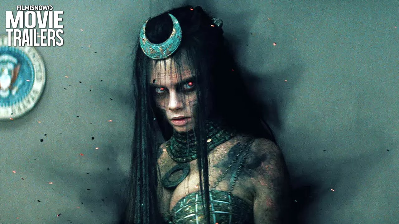 Suicide Squad Cara Delevingne Is The Captivating Enchantress Youtube