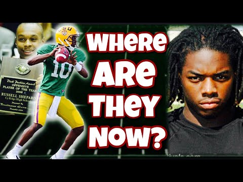 The Top 10 Recruits From 2009. Where are they now?