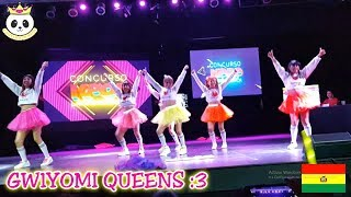 MOMOLAND(모모랜드)BBOOM BBOOM Concurso K-POP Latinoamérica 2018 - GWIYOMI QUEENS - BOLIVIA