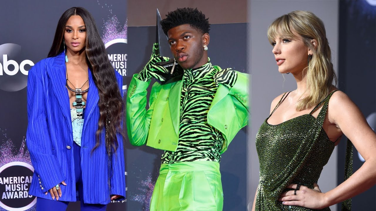American Music Awards 2019: Fashion Highlights From the Red Carpet!