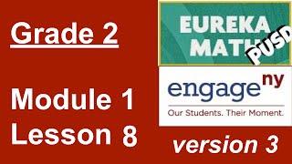 Eureka Math Grade 2 Module 1 Lesson 8