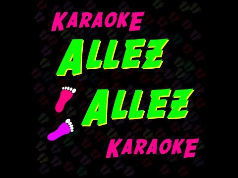 Allez Allez - Robin Henderson - Karaoke Version