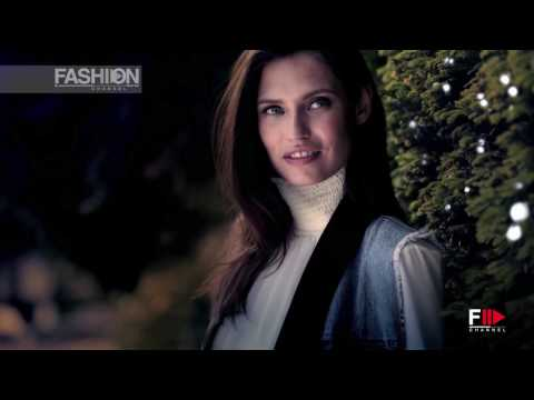 BIANCA BALTI for OVS Christmas 2016 Campaign by Fashion Channel