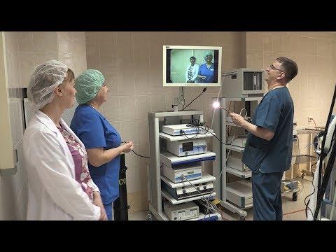 Хирургическое отделение городской больницы Лангепаса пополнилось новым оборудованием