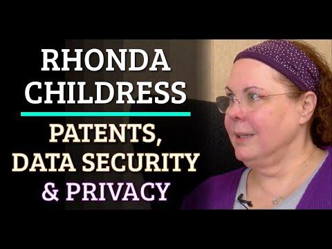 Simulation | WITI #144 Rhonda Childress - Patents, Data Security & Privacy