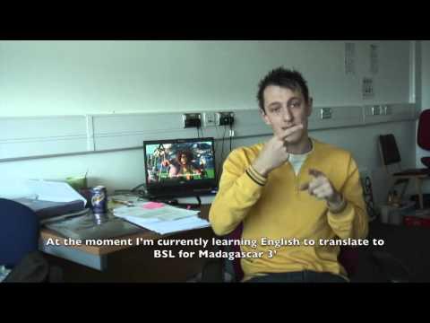 Life of a Deaf Actor - Alex Nowak Diary
