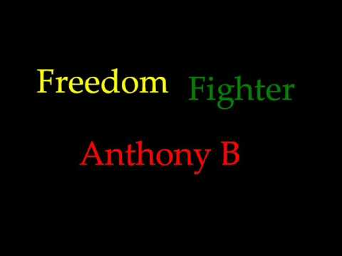 Freedom Fighters - Anthony B