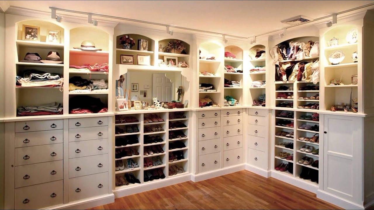 фото гардеробных дизайн