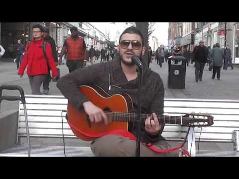 Rida - Brilliant Arabic/Flamenco style - Market street Manch