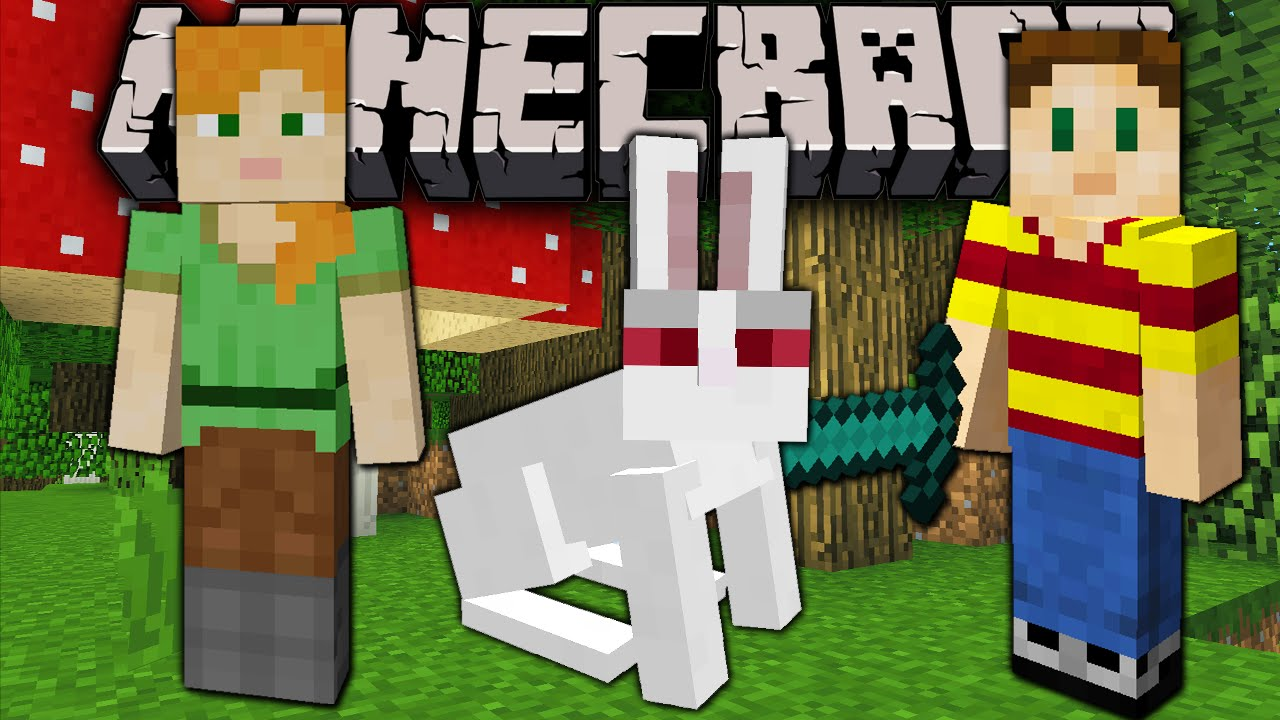 Minecraft 1.8 Pre-Release: Skinny Player Arms Model, Alex ...