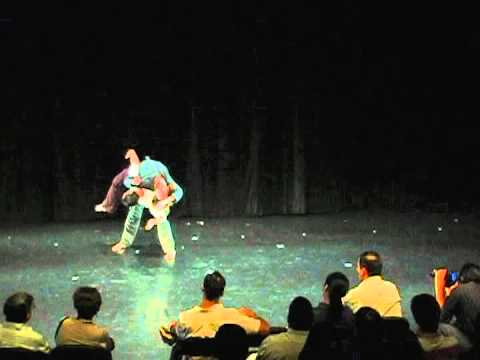 Contact Improvisation Dance - Perú