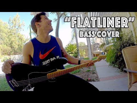 Cole Swindell ft. Dierks Bentley - Flatliner [Bass Cover]