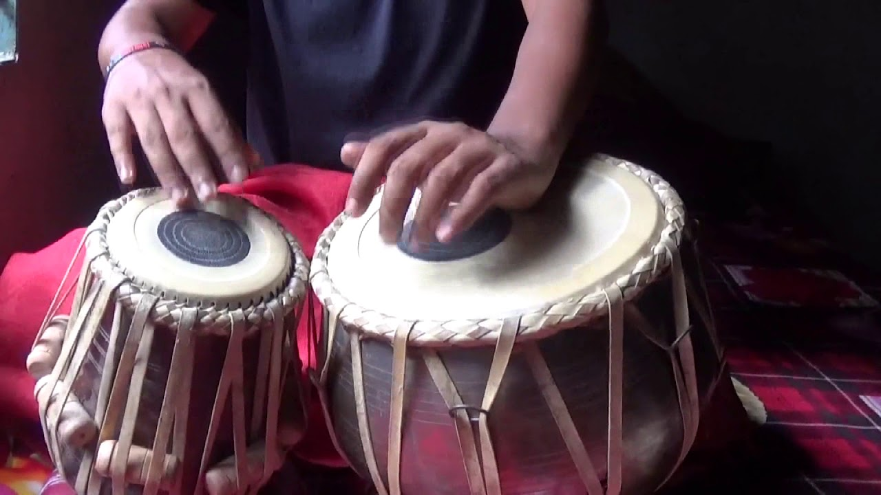 Keherwa Taal Part 04, Tabla Lesson # 33, Tutorial for beginners