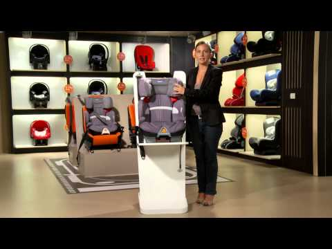 Chicco Oasys 2/3: the car seat that grows up with children