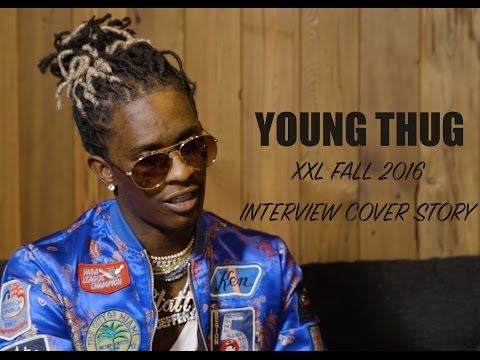 Young Thug's Cover Story Interview for XXL Magazine's Fall 2016 Issue