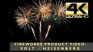 Volt! Heisenberg - vuurwerk - Silvester - Feuerwerk - F2 - Volt