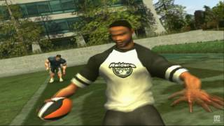 NFL Street PS2 Gameplay HD