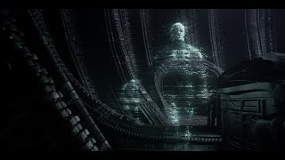 Prometheus - The Original Engineers Hologram Explained