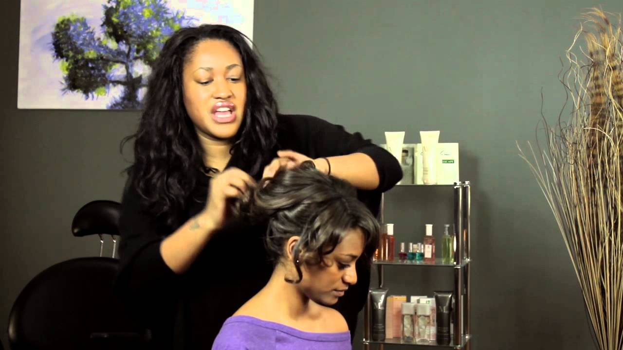 wedding hairstyles for black women : hair care & more