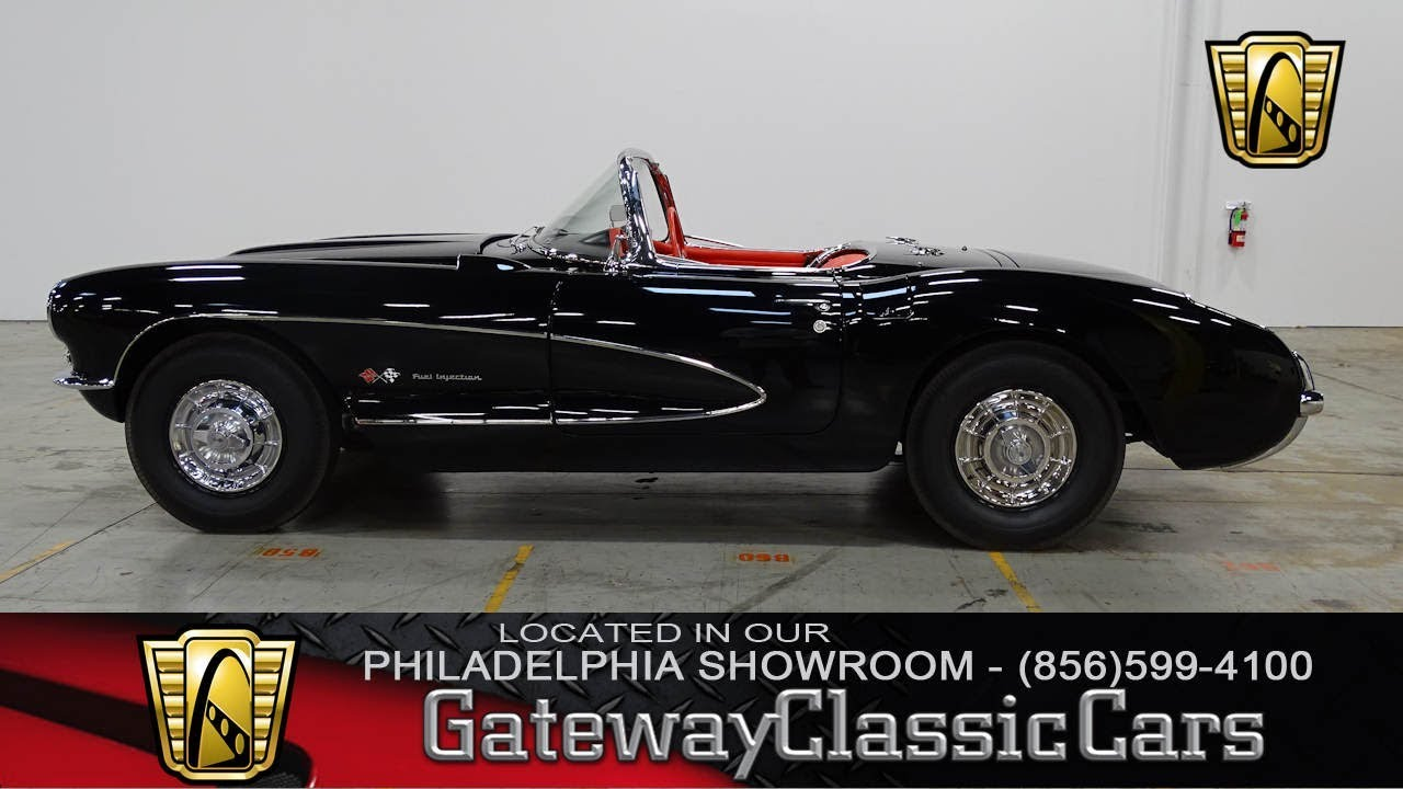 1957 chevrolet corvette for sale on classiccars com 31 - 1957 Chevrolet Corvette Gateway Classic Cars Philadelphia 241