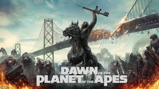 """Dawn of the Planet of the Apes """"تريلر فلم """"كوكب القرود"""