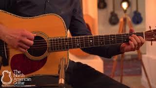 Blueridge BR 280A Acoustic Guitar Played By Stuart Ryan (Part Two)