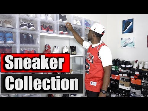 CJ Sneaker Collection
