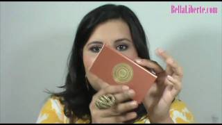 Estee Lauder Bronze Goddess Makeup Tutorial: Golden Pink and Teal Eyes with Coral Lips Thumbnail
