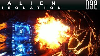 👽 ALIEN ISOLATION #032 | Das Nest der Aliens | Let's Play Gameplay Deutsch thumbnail