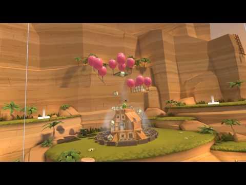 dwellsy plays - Angry Birds VR: Isle of Pigs - PlaySeries1 (Lenovo Explorer WMR) |