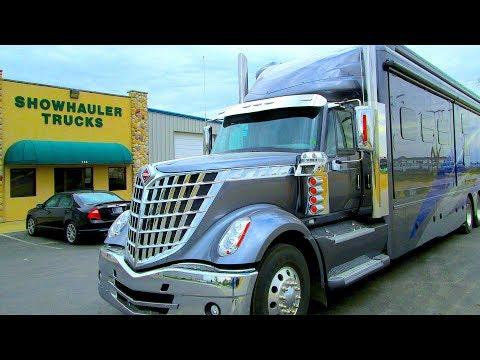RV Factory Tour: ShowHauler Custom Motorhomes Safest RV - YouTube