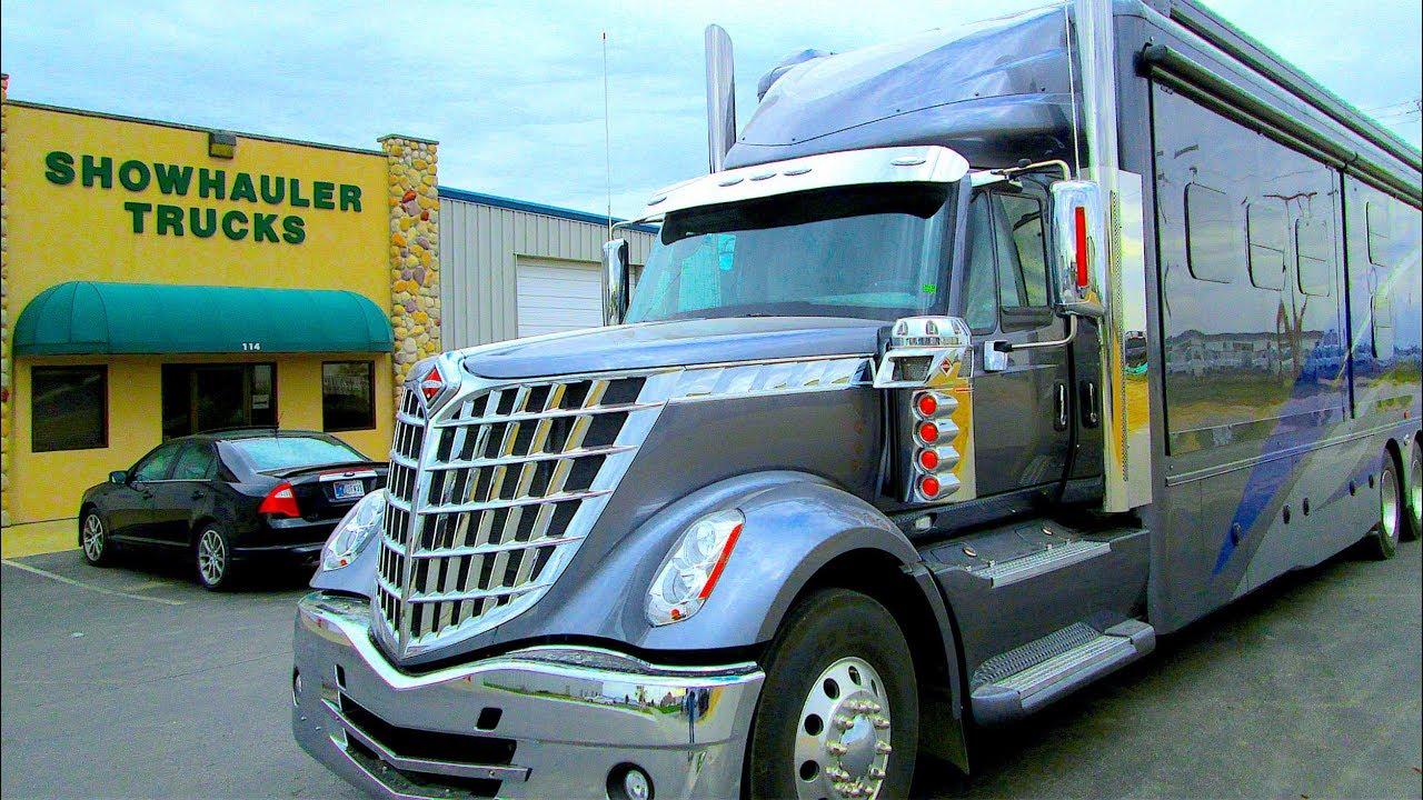 Rv Factory Tour Showhauler Custom Motorhomes Safest Rv