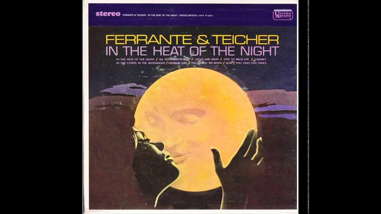 Ferrante & Teicher - The Incomparable Piano Stylings Of Ferrante & Teicher